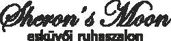 Sheron's Moon – esküvői ruhaszalon – Győr Logo